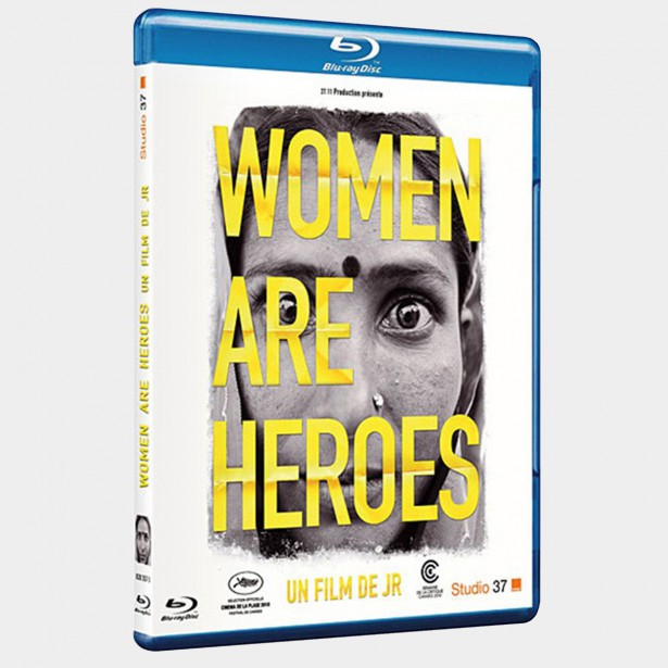 Blu Ray - Women Are Heroes